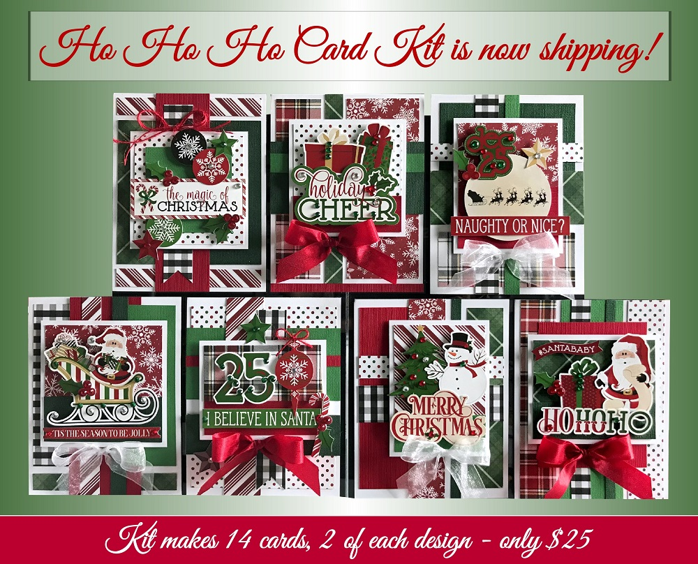 Kims card kits unique handmade card kits card making kits octnovchristmaspromo2018weblgg m4hsunfo