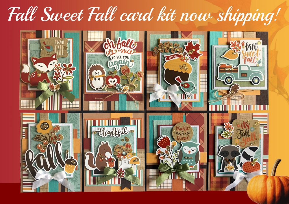 Kims card kits unique handmade card kits card making kits see shipping and sales tax tab at bottom of page for international rates m4hsunfo
