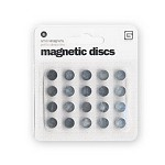 Small Magnetic Discs by Basic Grey