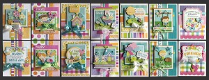 Spring Has Sprung Card Kit