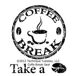 Technique Tuesday Coffee Break Stamps 2